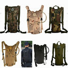 NEW 3L with Drinking-water Bladder Bag Hydration Backpack Packs Hiking Camping Cycling US