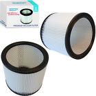 2-Pack HEPA Cartridge Filter for Shop-vac Wet / Dry Pickup 903-04-00 Replacement