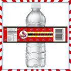 St. Louis Cardinals Baseball Party Bottle Labels - Sports Invites Stickers