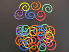 30 Spiral Diecuts, Embellishments, Your Choice of Colours, Paper Crafts,Cards...