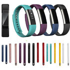 Small/Large Replacement Classic Silicone Wristband Strap For Fitbit Alta Tracker