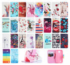Cute Flip PU Leather Wallet Stand Case Hybrid Soft Skin Cover For Samsung Galaxy