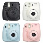 Kyпить Fujifilm Instax Mini 8 Instant Film Camera Black Blue Pink White Yellow Grape на еВаy.соm