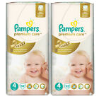 PAMPERS Premium Care Maxi Gr.4 8-14 kg (52-312 Windeln / Packung)