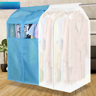 Oxford Cloth Hanging Protector Wardrobe Storage Bag Garment Suit Coat Dust Cover