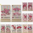 """Melody Catoon Leather Wallet Case Cover For iPad Mini & iPad Air & iPad Pro 9.7"""""""