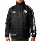 MEN'S SCOTLAND REVERSIBLE JACKET - SHOWERPROOF & FLEECE - NAVY - SIZE OPTIONS!