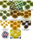 120 x 4mm  Static Grass Tufts Self Adhesive 28mm ACW Wargames Basing Scenery