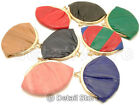 New EEL SKIN Snap Closure Small Coin/Change Purse/Wallet