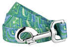 Country Brook Design® Dog Leash - Paisley Collection