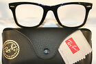 AUTHENTIC RAY BAN 5121 WAYFARER READING GLASSES/ SINGLE VISION OR BIFOCAL!!!