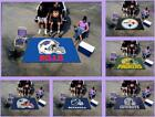 NFL Licensed 5'X8' Ulti-Mat Area Rug Floor Mat Carpet Man Cave - Choose Team