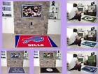 NFL Licensed 4'X6' Area Rug Floor Mat Carpet Flooring Man Cave - Choose Team