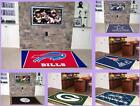 NFL Licensed 5'X8' Area Rug Floor Mat Carpet Flooring Man Cave - Choose Team