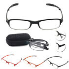 Folding Reading Glasses Men Women 1.0-4.0 Ultra-light Resin Eyewear Explosion