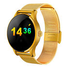 KW18 Bluetooth Smart Watch Waterproof Phone Mate for Android Samsung IOS iPhone