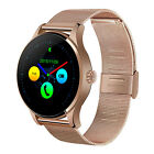 K88H Bluetooth Smart Watch Waterproof Phone Mate for Android Samsung IOS iPhone