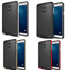Luxury Hard Bumper Solf Rubber Back Case Cover Skin For Samsung Galaxy Note 4