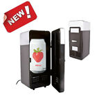 New Cooler/Warmer Refrigerator Mini USB Fridge Cooler Beverage Drink Cans Laptop