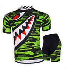 Bicycling Bike Bicycle Jersey Kits & Cycling Shorts 3D Padded Trousers On Line