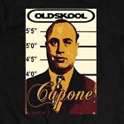 AL CAPONE MAFIOSO OBEY **OLDSKOOL RARE CUSTOM ARTWORK SHIRT S-XXXL MANY OPTIONS image