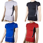 Mens Body Armour Compression Base Layer Top T-Shirt Gym Shorts Pants Under Skins