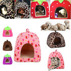Внешний вид - Soft Pet Dog Cat Bed House Kennel Doggy Puppy Warm Cushion Basket Pad Mat S-XL