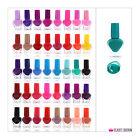 24 x Nail Polish Varnish Set for Artificial Nails 24 Different Colours 6ml