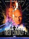 Star Trek - First Contact DVD, Patrick Stewart, James Cromwell,