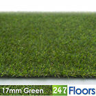 Artificial Grass, Quality Astro Turf, Cheap, Realistic Natural 17mm Green