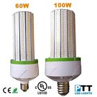 60W 100W Led Corn Bulb E27 E39 Base Natural Cool White Led Lamp Replace High Bay