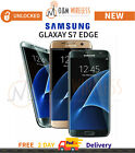 New Samsung Galaxy S7 Edge 32GB Unlocked SM-G935 Black Gold Silver AT&amp;T T-Mobile <br/> Save Extra 10% at Checkout - Coupon Code &quot;PICKUPSALE&quot;
