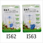 ISTA Aquarium 3 in 1 CO2 Ceramic Diffuser Bubble Counter Check Valve for Plant