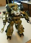 Transformers lst Movie 2007 leader class Brawl lot Tank Army green