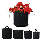 New Fabric Aeration Container Garden Planting Root Pot Grow Bag 5-15 Gallons