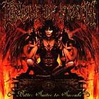 Cradle Of Filth - Bitter Suites To Succubi 2001 Spitfire Records CD SPT-15207-2