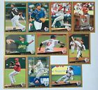 2009 Topps GOLD #d /2009 w/ Rookies RC, Dice K, Liriano You Pick Low Shipping