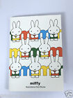 Miffy Note Book B7 Size 32sheets Cute Characters Memo Pad From Japan
