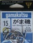 @Japan Domestic Product@Gamakatsu ISO Hooks GamaISO Made in Japan@Size5-13