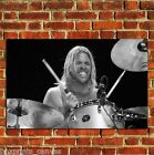 TAYLOR HAWKINS FOO FIGHTERS POSTER POP ART WALL PRINT PICTURE LARGE A4 A3 A2