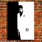 SCARFACE MONTANA FILM MOVIE CANVAS PRINT WALL POP ART PICTURE SMALL MEDIUM LARGE