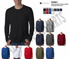 N3601 Next Level Unisex Premium Fitted Long-Sleeve Crew Basic Tee Shirt S-2XL