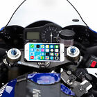 Motorcycle Fork Stem Mount with Dedicated Holder for Apple iPhone 6 6s 4.7""