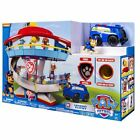 New Paw Patrol HQ Lookout Playset DAMAGED BOX PRODUCT FINE
