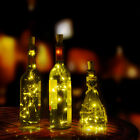 3x30'' Cork Shaped Led Bottle Night Light Wine Stopper Starry Lamp For Party