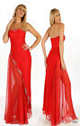 New for the Holidays Made to Order Princess Line Lycra/chiffon Rhinestone Gown