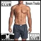 Mens BOXER Trunks  (COLOR MIX PACK) 2 per Pack
