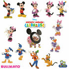 Club House Mickey Mouse Disney Figurines Jouet Dessus Du Gâteau Bullyland Minnie
