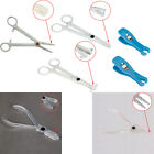 Sterile Body Navel Ear Nose Lip Labret Piercing Tool Clamp Plier Disposable 23g