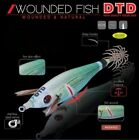 DTD HI QUALITY SQUID JIG  WOUNDED & NATURAL FISH BUKVA 2.5